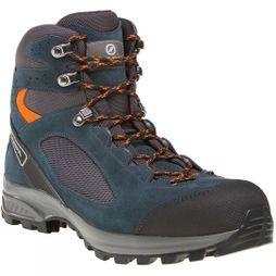 Scarpa Mens Peak GTX Boot Lake Blue-Tonic