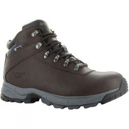 Hi-Tec Mens Eurotrek Lite Waterproof Boot Dark Chocolate