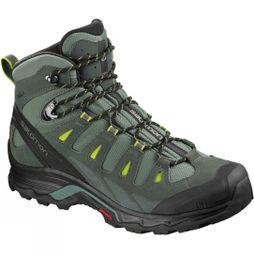 Salomon Quest Prime GTX Mid Boot Balsam Green/Urban Chic/Lime Green