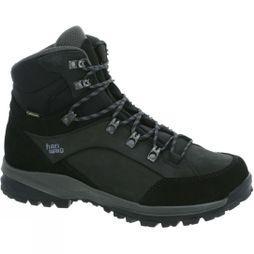 Hanwag Men's Banks SF Extra GTX Boot Black/Asphalt
