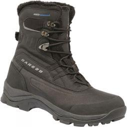 Dare 2 b Mens Mantle Snow Boot Black