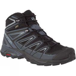 Salomon Mens X-Ultra Mid 3 GTX Boot Black/India Ink/Monument