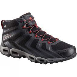 Columbia Mens Ventrailia 3 Mid Outdry Boot Black/Rocket