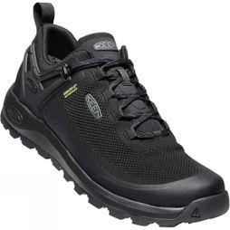 Keen Men's Citizen Evo WP Shoe Triple Black/Black