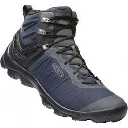 Keen Mens Venture Mid WP Boot Blue Nights/Raven