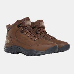 The North Face Mens Storm Strike II Hiking Boots Carafe Brown/Ebony Grey