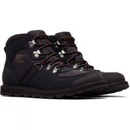 Sorel Mens Madson Sport Hiker Waterproof Boot Black