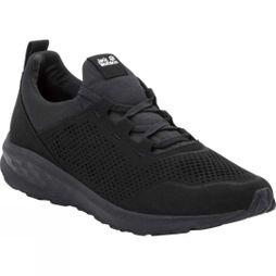 Jack Wolfskin Mens Coogee Low Black