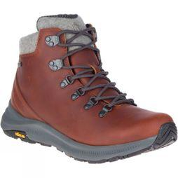 Merrell Mens Ontario Thermo Mid Boot Brown