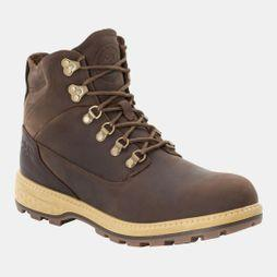 Jack Wolfskin Mens Jack Mid Boot Dark Wood/Mocca