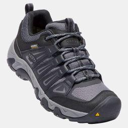 Keen Mens Oakridge Waterproof Shoe Magnet/Gargoyle