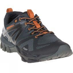 Merrell Mens MQM Flex Gore-Tex Shoe Burnt/Granite