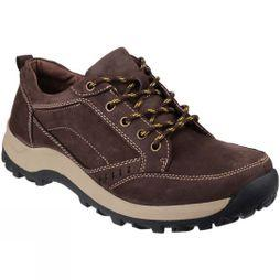Cotswold Mens Nailsworth Lace Up Shoe Brown