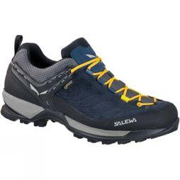 Salewa Mens Mountain Trainer GTX Shoe Night Black/Kamille