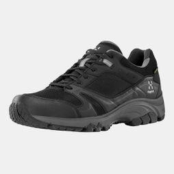 Haglofs Mens Observe Extended GT Shoe True Black