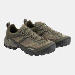 Mammut Mens Ducan Low GTX Shoe Olive/Dark Olive
