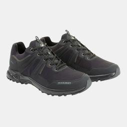Mammut Mens Ultimate Pro Low GTX Shoe Black/Black