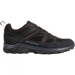 Mammut Mens Osura Low GTX Shoe Black/Phantom