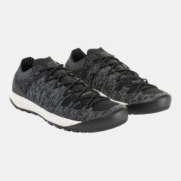 Mammut Mens Hueco Knit Low Shoe Black/Titanium