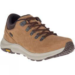Merrell Men's Ontario Wp Shoe Dark Earth
