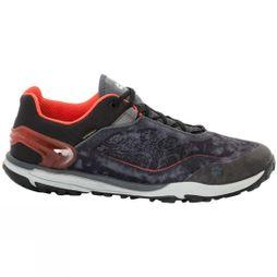 Jack Wolfskin Mens Crosstrail Shield 2 Shoe Wild Brier