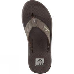 Reef Mens Phantom Sandals Brown