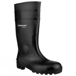 Dunlop FS1600 Safety Welly Black