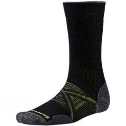 SmartWool Mens PhD Outdoor Medium Crew Socks Black