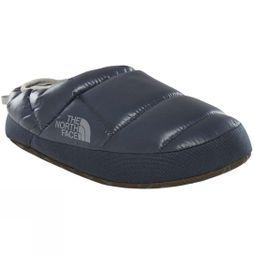 The North Face Nuptse Tent Mule III Slipper Shiny Urban Navy/ Griffen grey