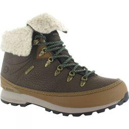 Womens Kono Espresso Leather I Waterproof Boot