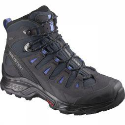 Salomon Womens Quest Prime GTX Boot India Ink/Phantom/Amparo Blue