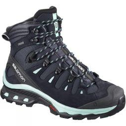 Salomon Womens Quest 4D 3 GTX Boot Graphite/Night Sky/Beach Glass