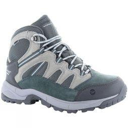 Hi-Tec Womens Bandera Lite Waterproof Boot Stormy Weather/Grey/Sky Grey