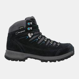 Berghaus Womens Explorer Trek Boot Navy / Grey