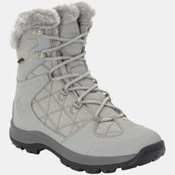 Jack Wolfskin Womens Thunder Bay Texapore Mid Light Grey / Grey
