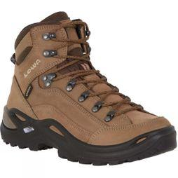 Lowa Womens Renegade GTX Mid Walking Boot Taupe/Sepia