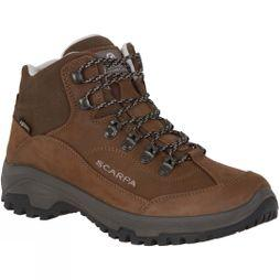 Scarpa Womens Cyrus Mid GTX Shoe Brown