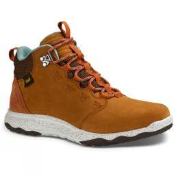 Teva Womens Arrowood Lux Mid Waterproof Boot Cognac