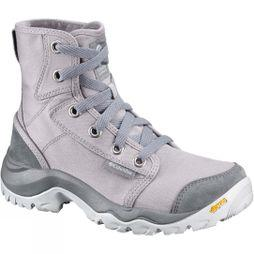 Columbia Womens Camden Chukka Boot Ti Titanium/ Grey Ice