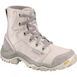 Columbia Womens Camden Chukka Boot Ancient Fossil/ Grey Ice