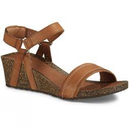 Womens Ysidro Stitch Wedge Sandal