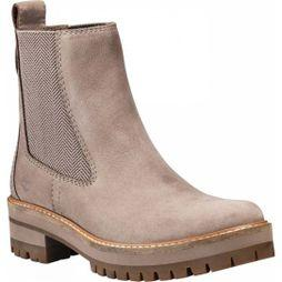 Timberland Womens Courmayeur Valley Chelsea Boot Grey