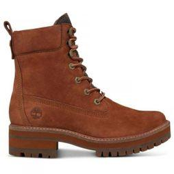 Timberland Womens Courmayeur Valley Boot Rust