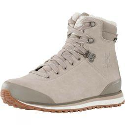 Haglofs Womens Grevbo Proof Eco Boot  Limestone