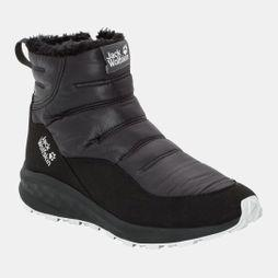 Jack Wolfskin Womens Nevada Ride Low Boot Black/Black