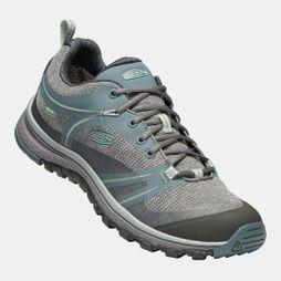 Keen Womens Terradora Waterproof Shoe Stormy Weather/Wrought Iron