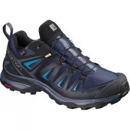 Salomon Womens X-Ultra 3 GTX Shoe  Medieval Blue