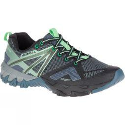 Merrell Womens MQM Flex Gore-Tex Shoe Grey/Black