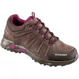Mammut Womens Convey Low GTX Shoe Coffee-Beet