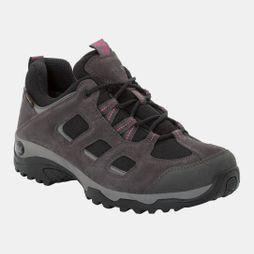 Jack Wolfskin Womens Vojo Hike 2 Texapore Shoe Low Dark Steel/Black